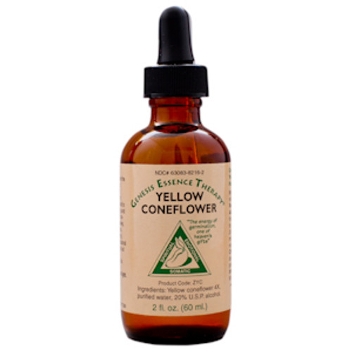 Yellow Coneflower 4X 2 FL. OZ. (59 mL)