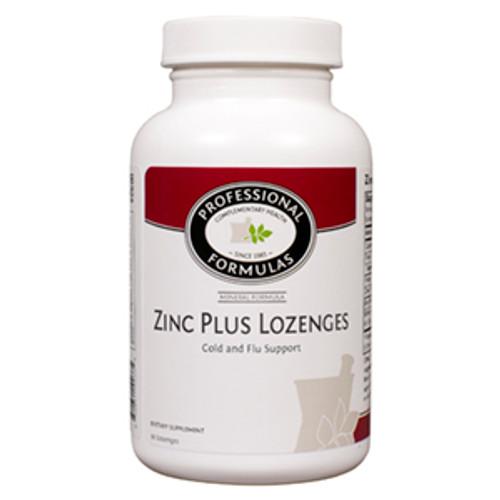 Zinc Plus Lozenges 90 Lozenges
