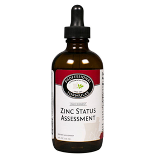 Zinc Status Assessment 4 FL. OZ. (118 mL)