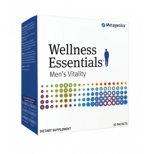 Wellness Essentials Men's Vitality 30 Packets (WELM)