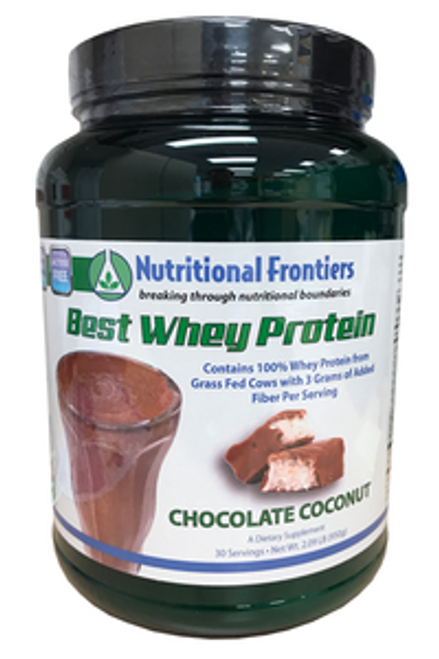 Best Whey Chocolate Coconut