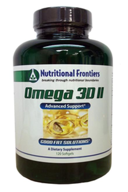 Omega 3D II 120 Softgels