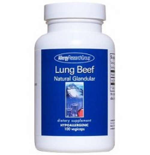 Lung Beef 100 Capsules (76460)