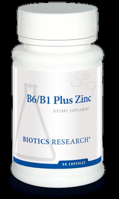 B6/B1 Plus Zinc (90 C)