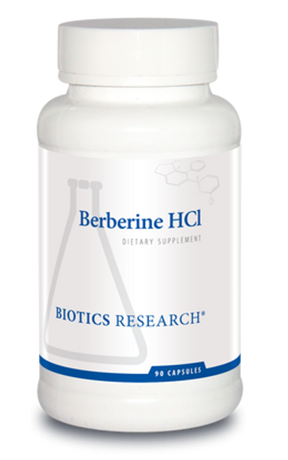 Berberine HCl (90 C)