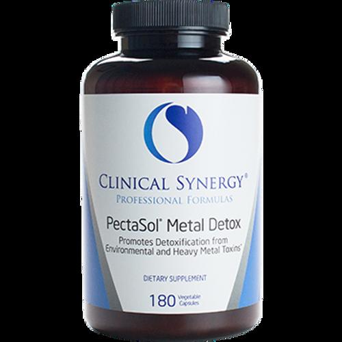 PectaSol® Metal Detox 180 caps