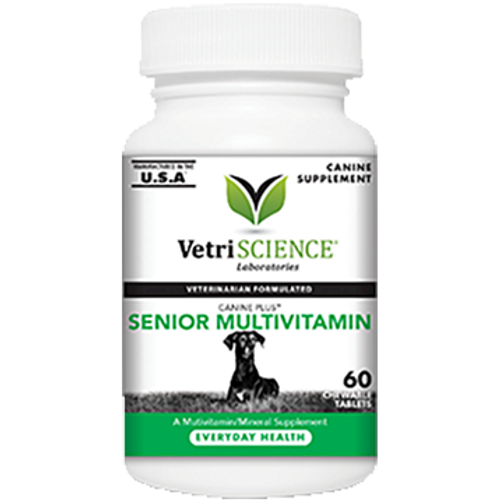 Canine Plus Senior Multi 60 tabs