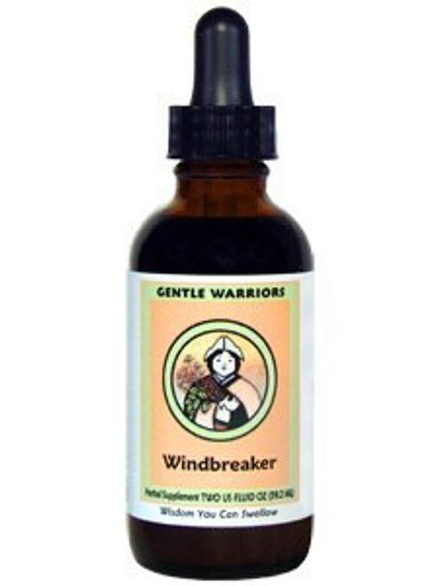Gentle Warriors by Kan Windbreaker 4 oz WB4