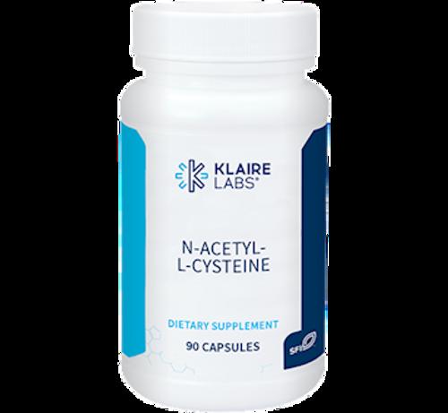 N-Acetyl-L-Cysteine 90 caps (KLAIRE-2555)