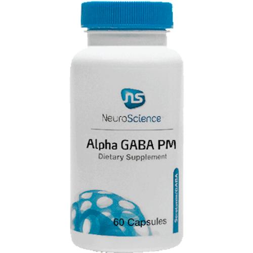 Alpha GABA PM 60 caps