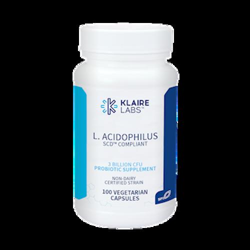 L-Acidophilus SCD™ Compliant