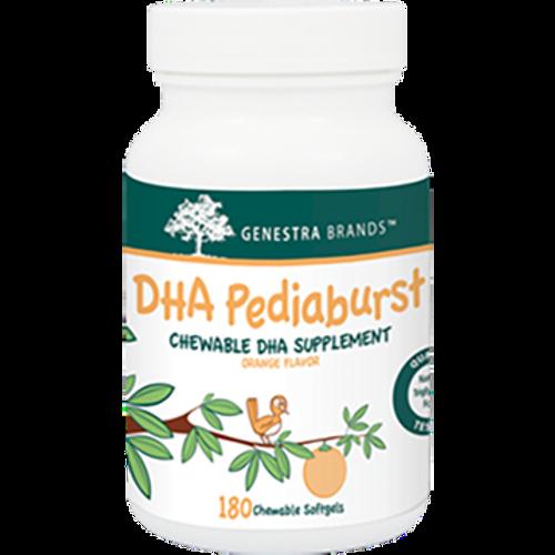 DHA Pediaburst Orange (Chewable)