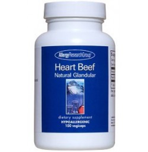Heart Beef 100 Capsules (76450)