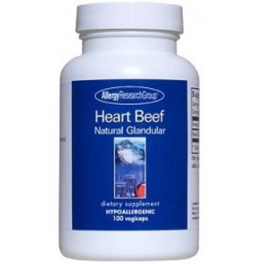 Heart Beef 100 Capsules (76450)