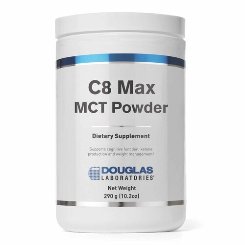 C8 Max MCT Powder