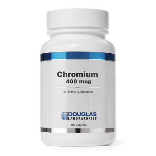 Chromium 400mcg