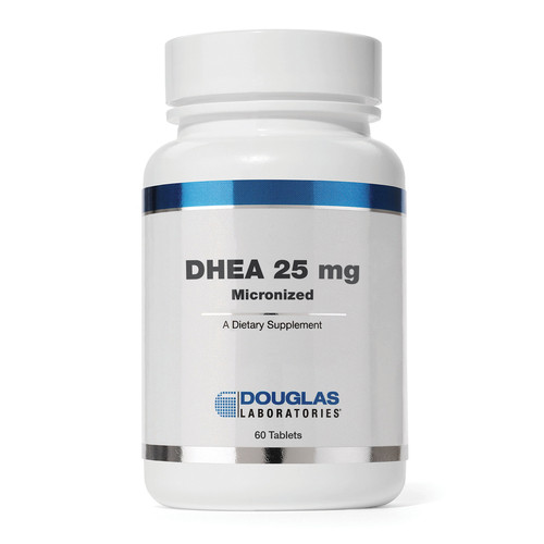 DHEA 25mg Micronized