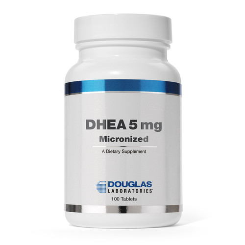 DHEA 5mg Dissolvable Tablets