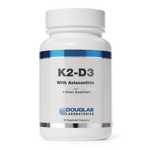 K2-D3 w/Astaxanthin 30c