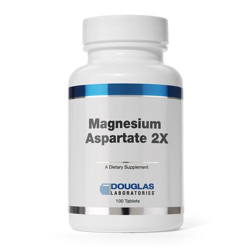 Magnesium Aspartate 2x