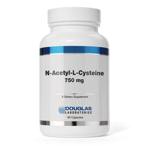 N-Acetyl Cysteine (750mg)