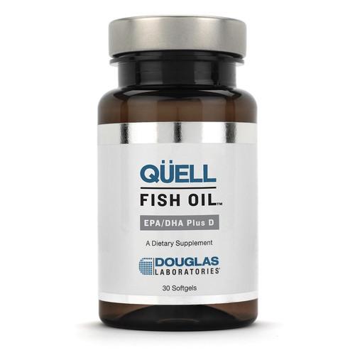 Quell Fish Oil EPA/DHA plus Vitamin D