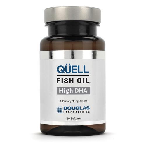 Quell Fish Oil High DHA