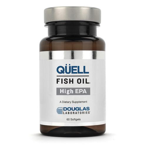 Quell Fish Oil High EPA