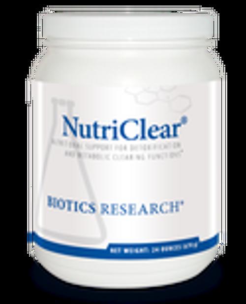 Nutriclear Pea 24 oz (670 grams)  Biotics Research