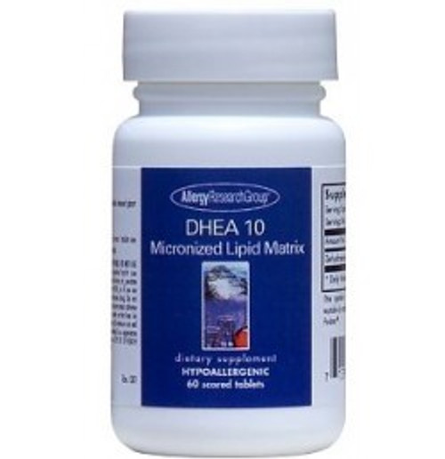 DHEA 10 mg 60 Tablets (74780)