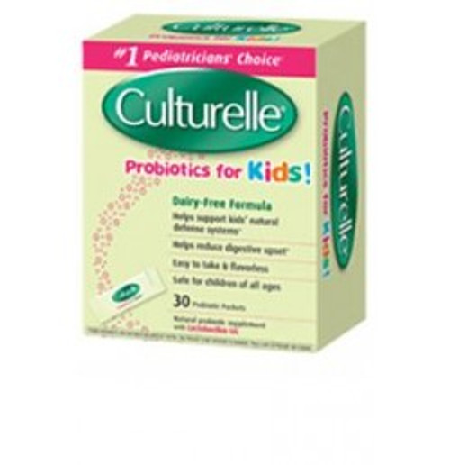 Culturelle Probiotics for Kids 30 Packets (76520)