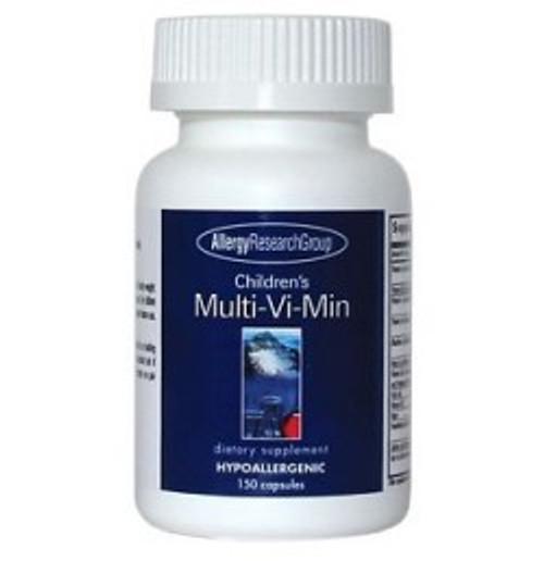 Children's Multi-Vi-Min 150 Capsules (70190)