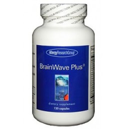 BrainWave Plus 120 Capsules (72560)