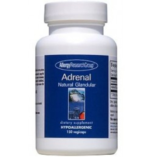 Adrenal Natural Glandular 150 Capsules (70461)