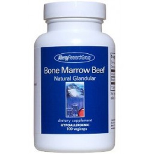 Bone Marrow Beef 100 Capsules (76510)