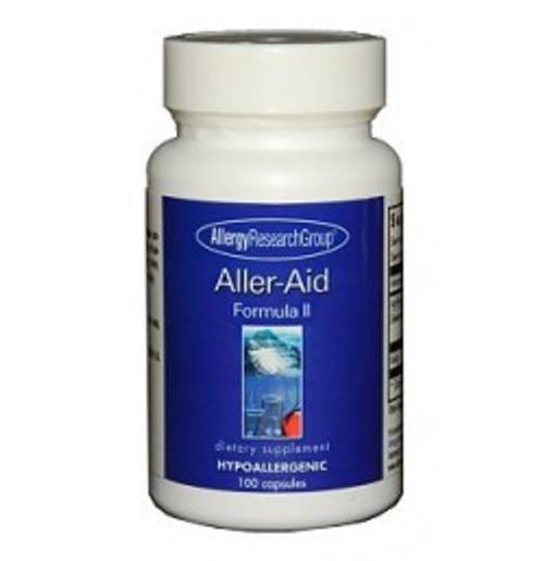Aller-Aid Formula II 100 Capsules (70110)