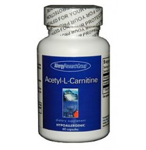 Acetyl L-Carnitine 250 mg 60 Capsules (70650)