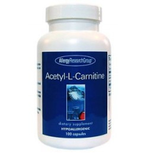 Acetyl L-Carnitine 500 mg 100 Capsules (70660)