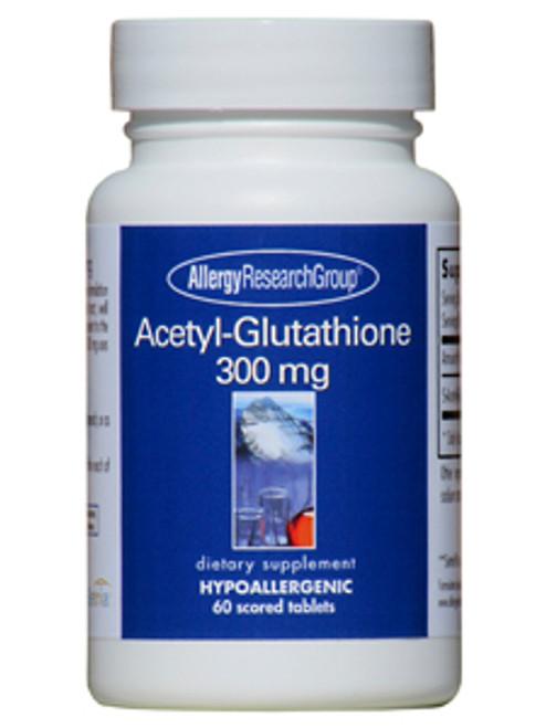 Acetyl Glutathione 300 mg 60 tabs (77060)