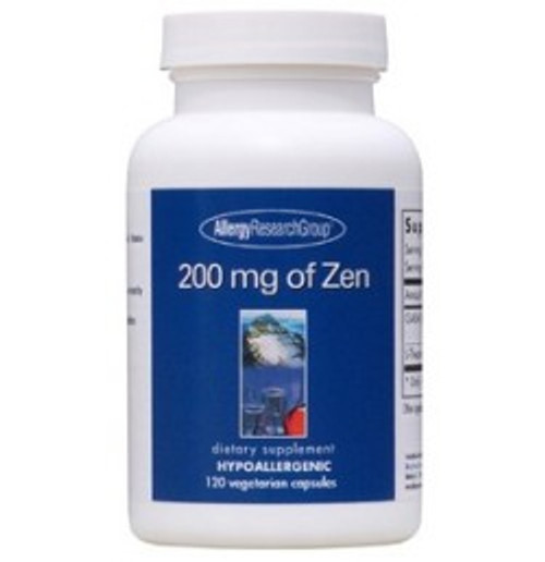 200 mg of Zen 120 Capsules (76650)