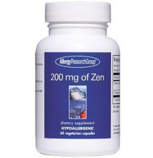 200 mg of Zen 60 Capsules (74700)