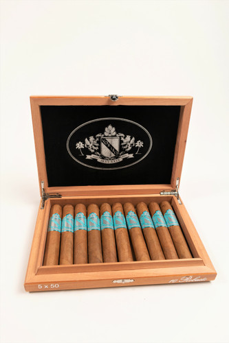Robusto: 5 x 50 | Box of 10 Cigars    | Connecticut  Wrapper