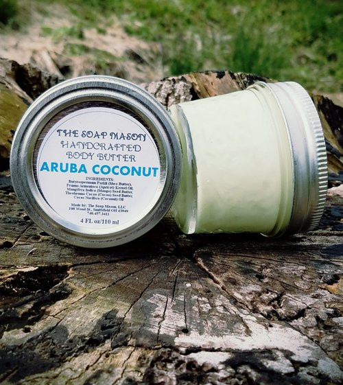 ARUBA COCONUT BODY BUTTER