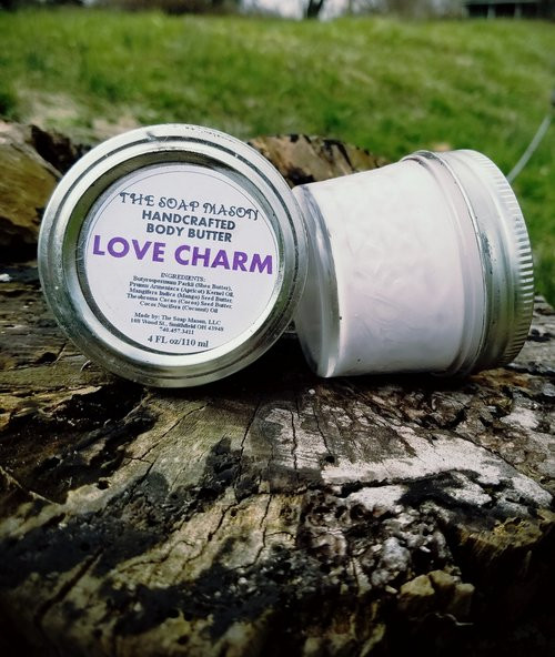 LOVE CHARM BODY BUTTER