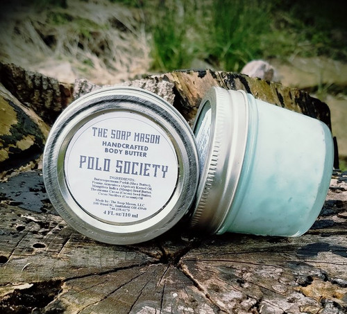 POLO SOCIETY BODY BUTTER