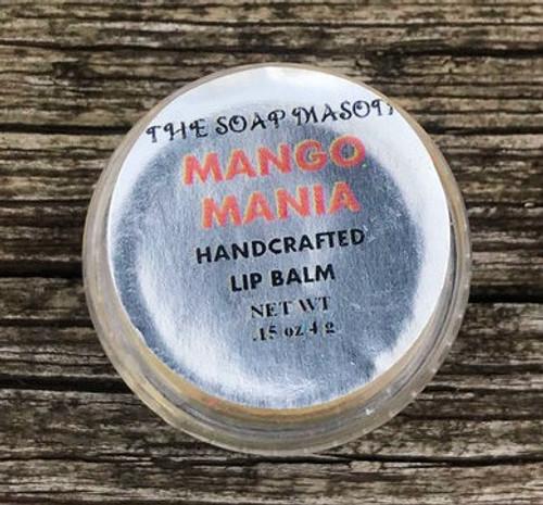 MANGO MANIA VEGAN LIP BALM