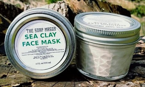 SEA CLAY DETOX MASK