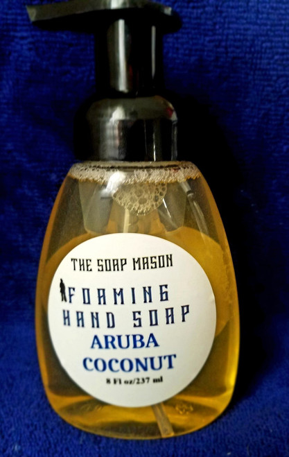 ARUBA COCONUT FOAMING HAND SOAP