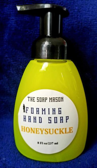HONEYSUCKLE FOAMING HAND SOAP