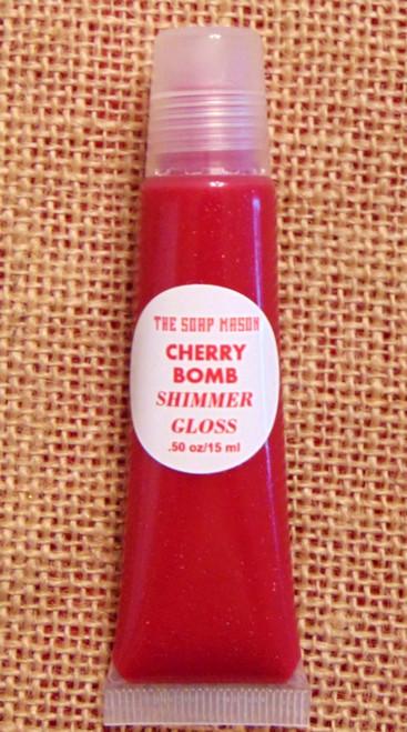 CHERRY BOMB SHIMMER GLOSS